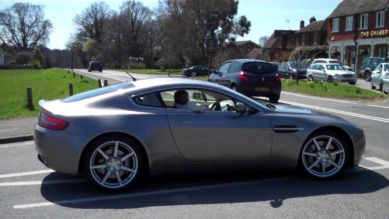 Aston Martin V8 Photos Informations Articles Bestcarmag Com