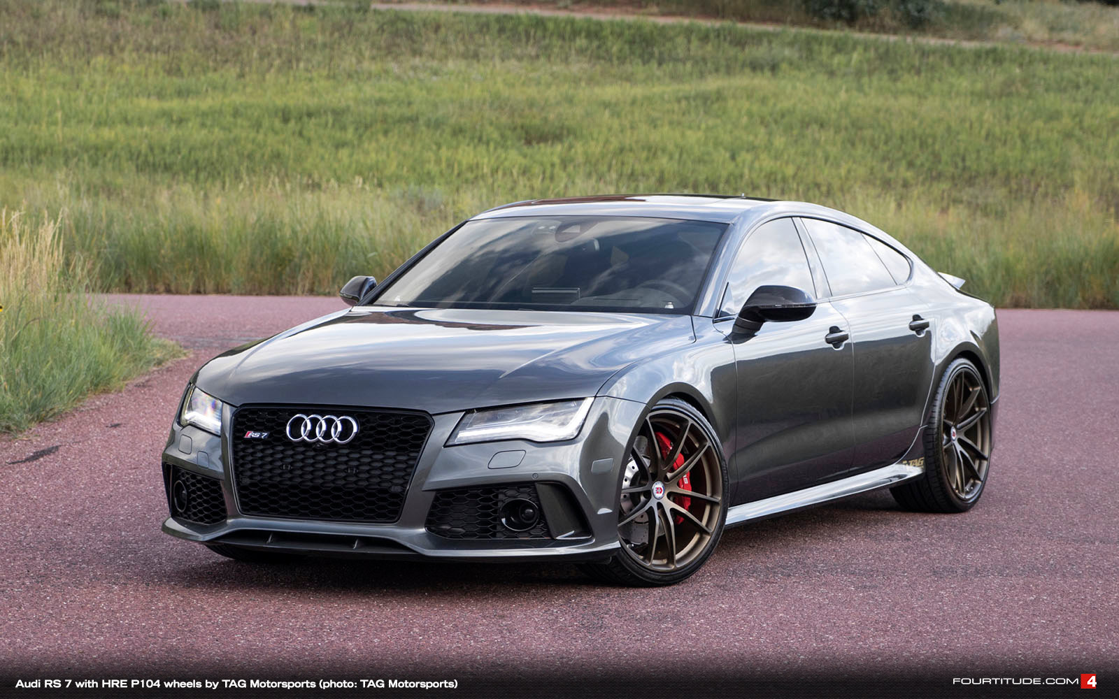 Audi Rs 7 Photos Informations Articles Bestcarmag Com