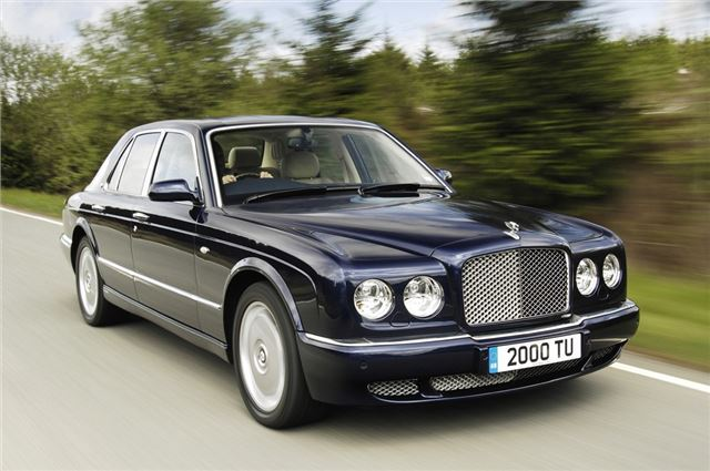 Bentley Arnage #17