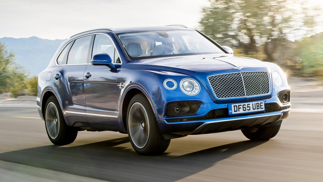 Bentley Bentayga #15