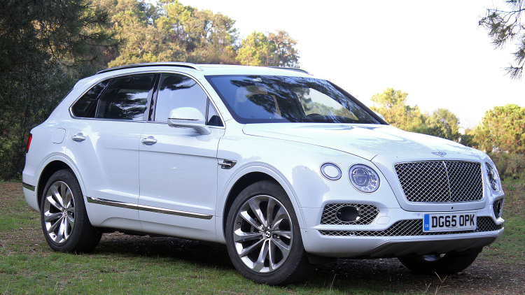 Bentley Bentayga #10