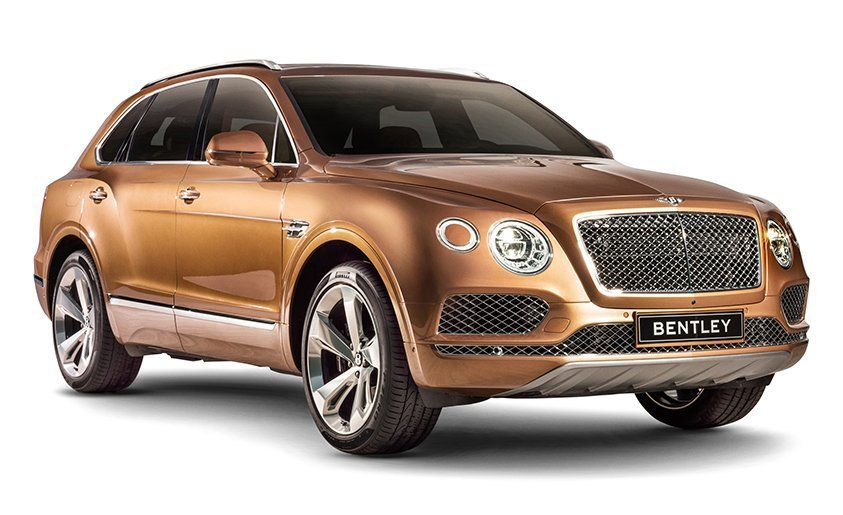 Bentley Bentayga #11