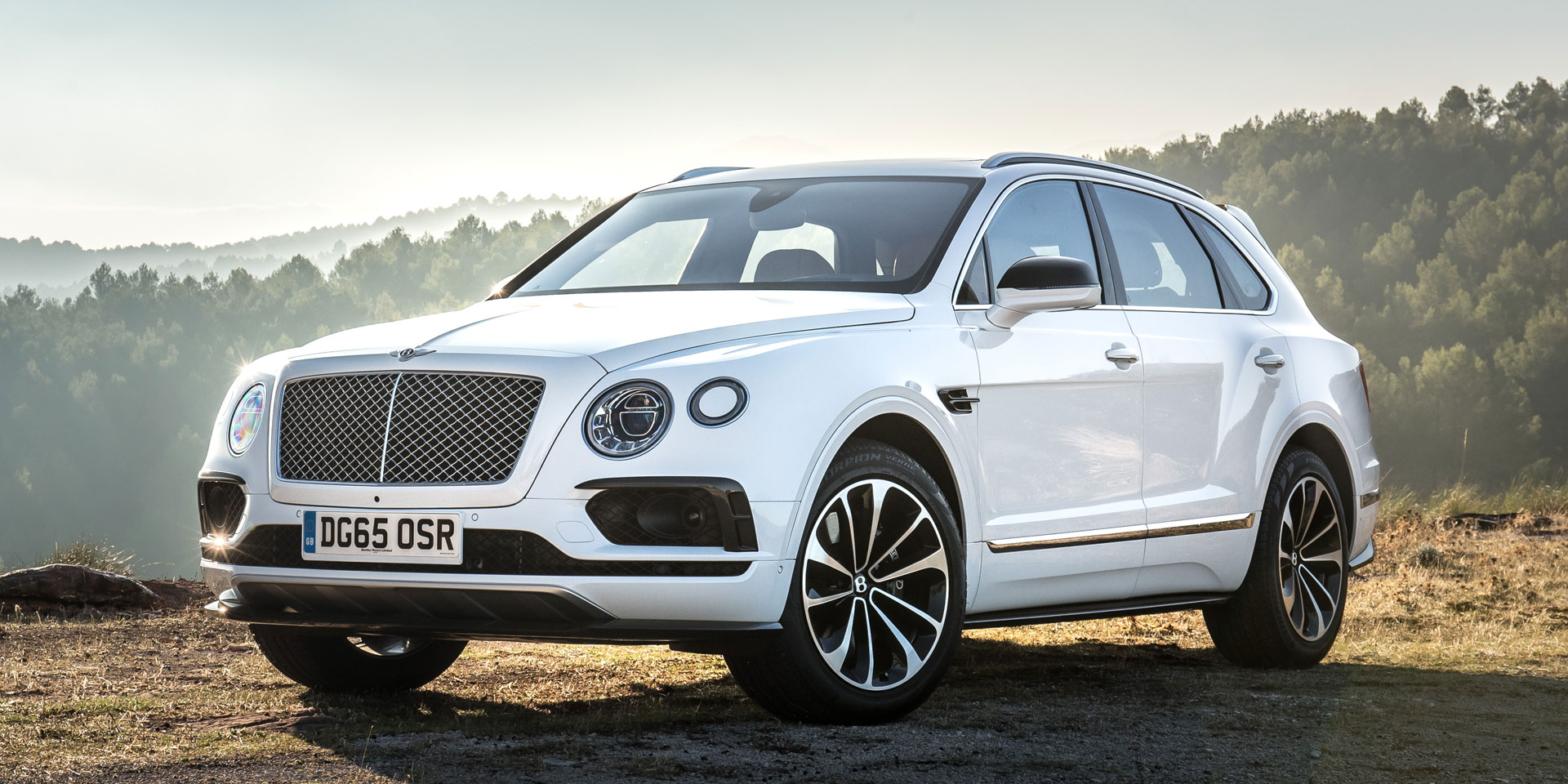 Bentley Bentayga #5