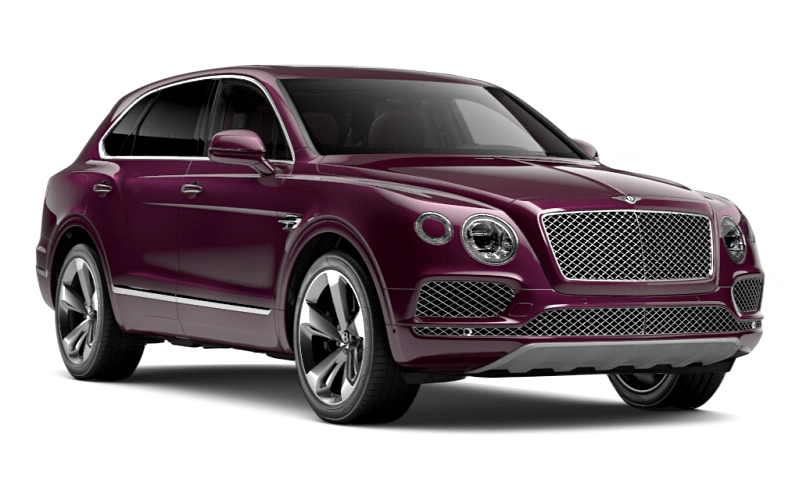 Bentley Bentayga #1