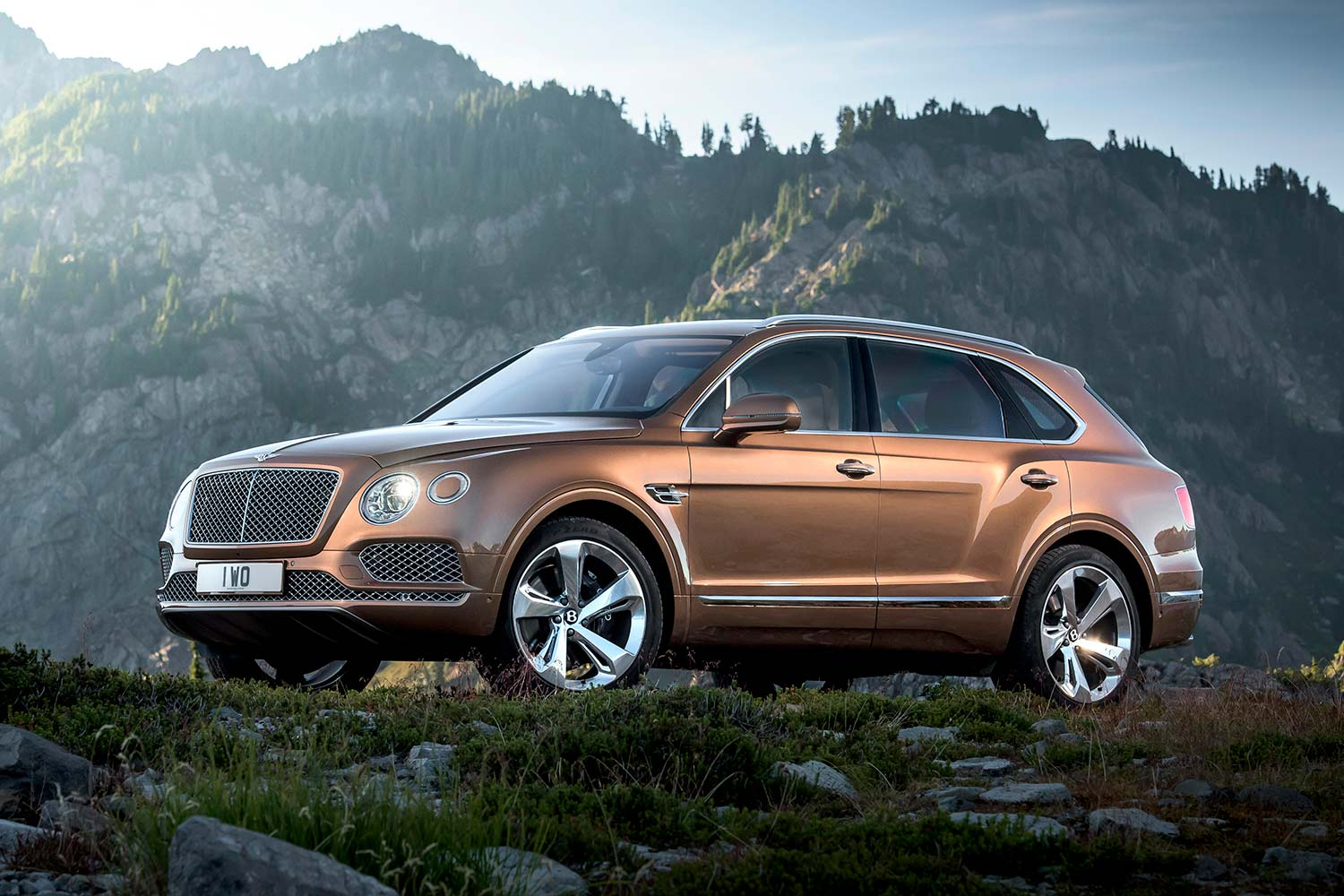 Bentley Bentayga #16