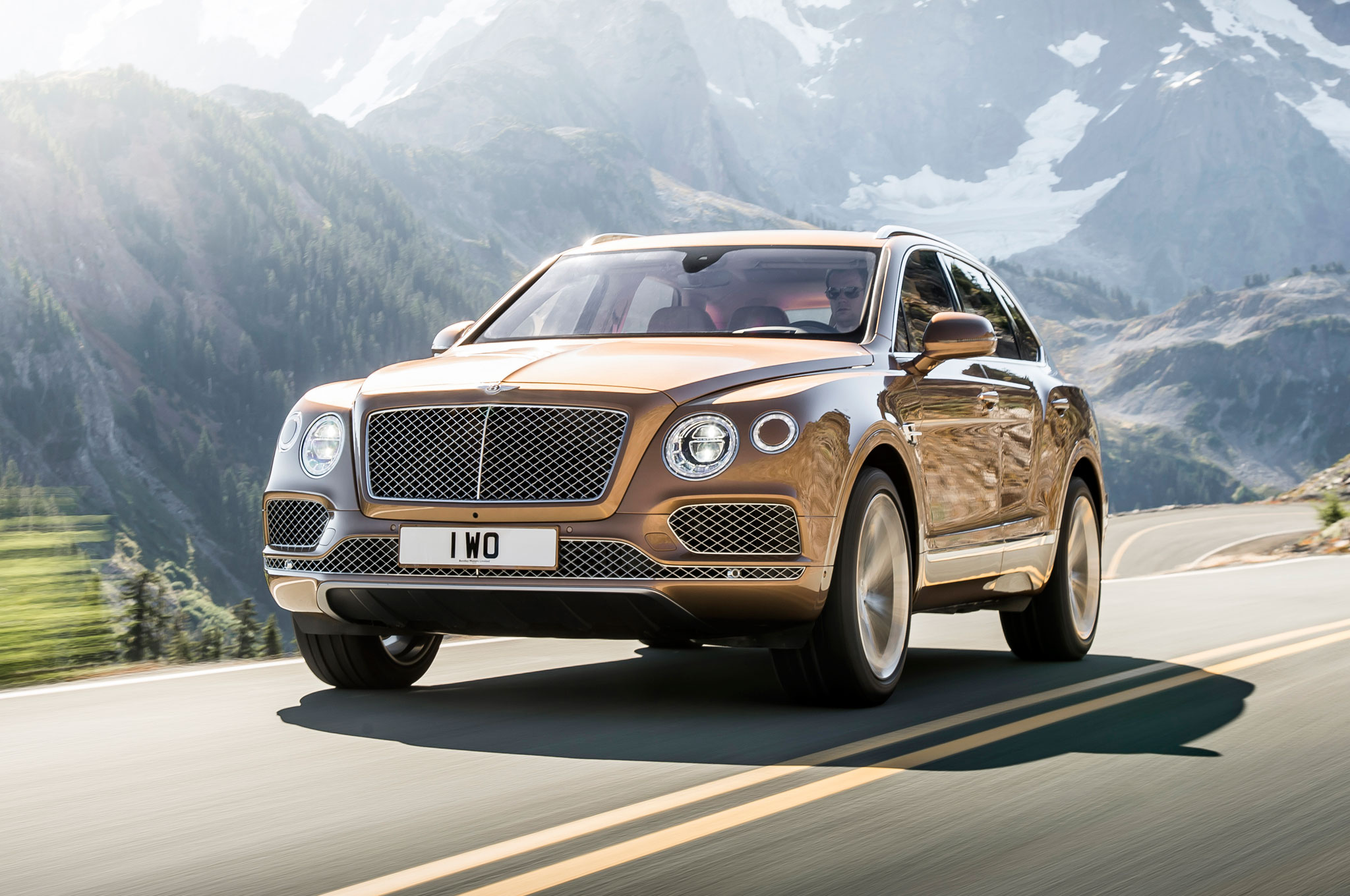 Bentley Bentayga #8