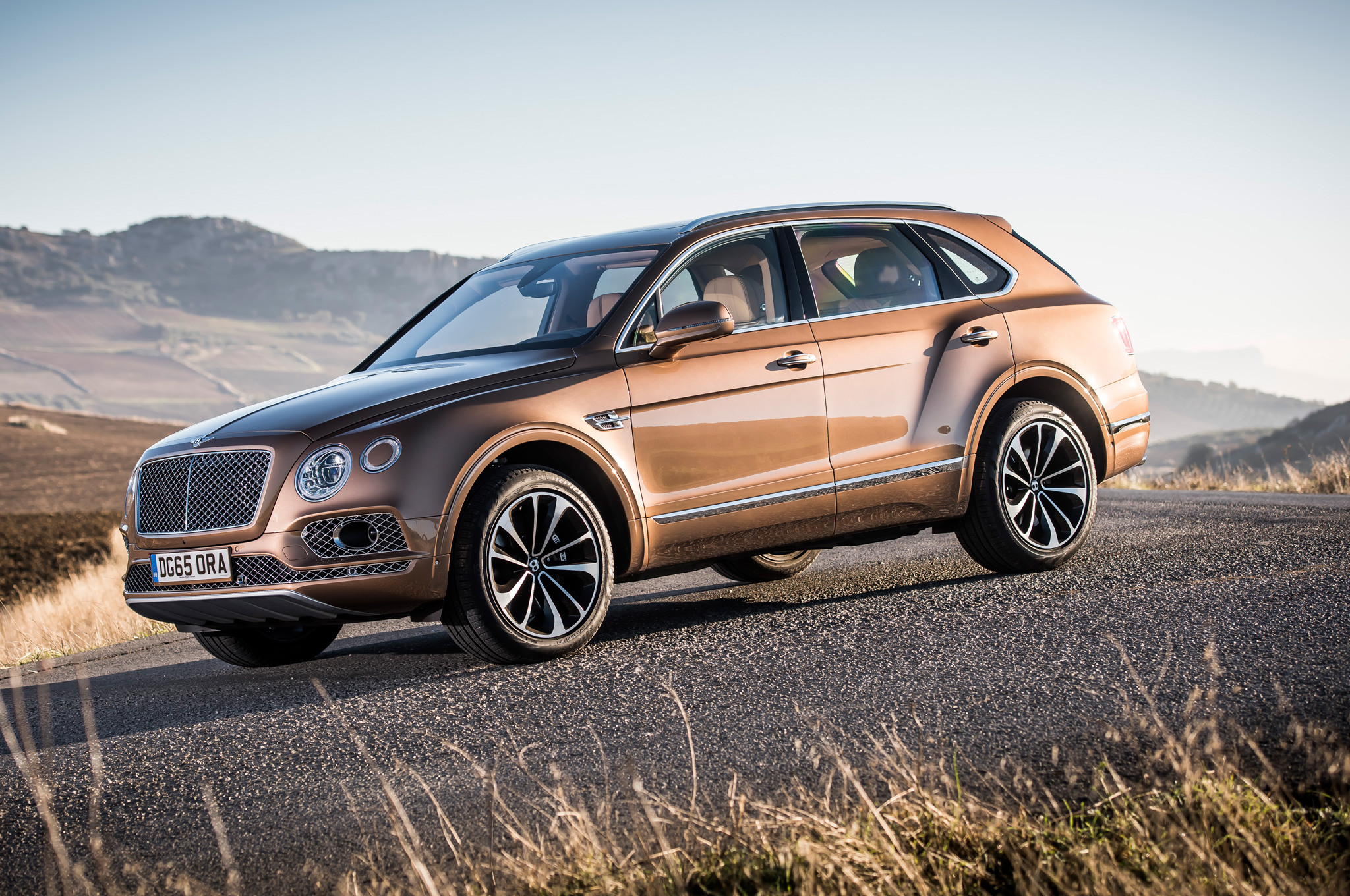 Bentley Bentayga #2
