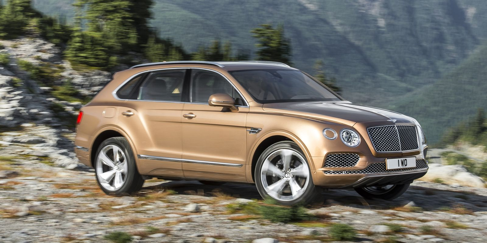 Bentley Bentayga #7