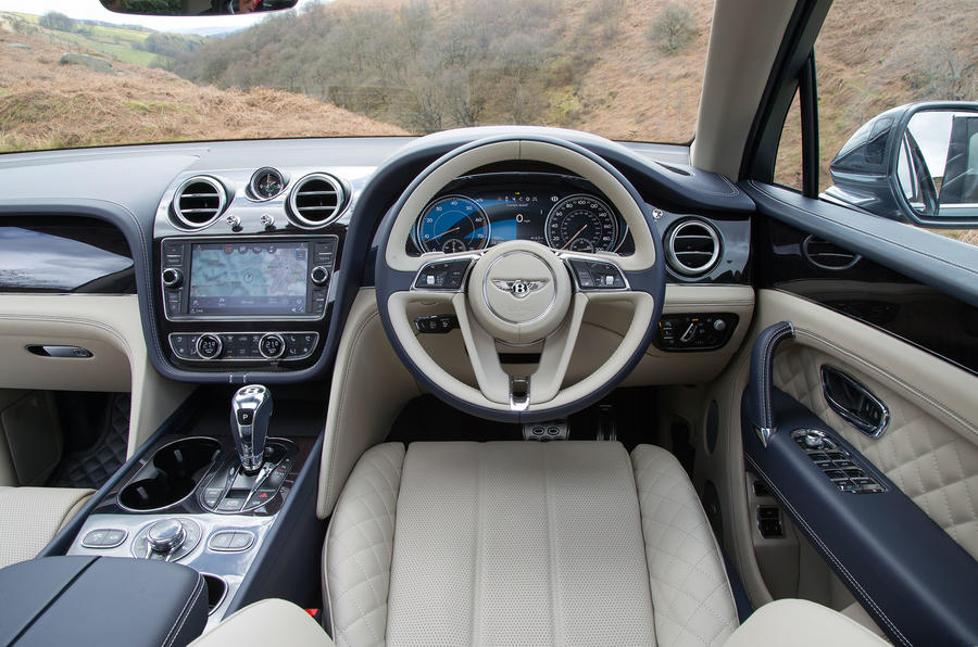 Bentley Bentayga #13