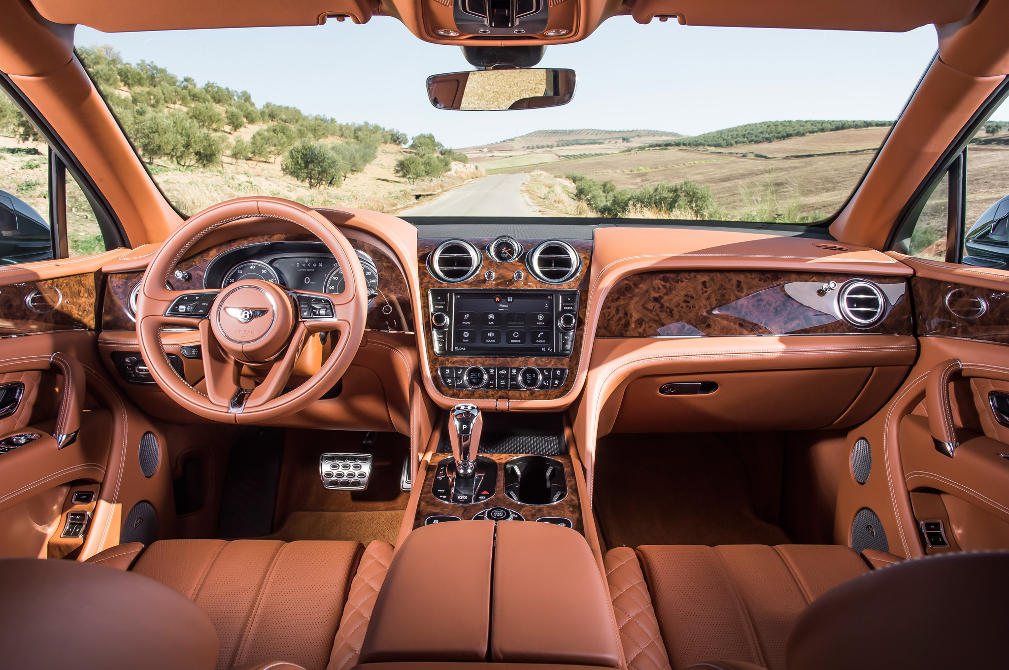 Bentley Bentayga #4