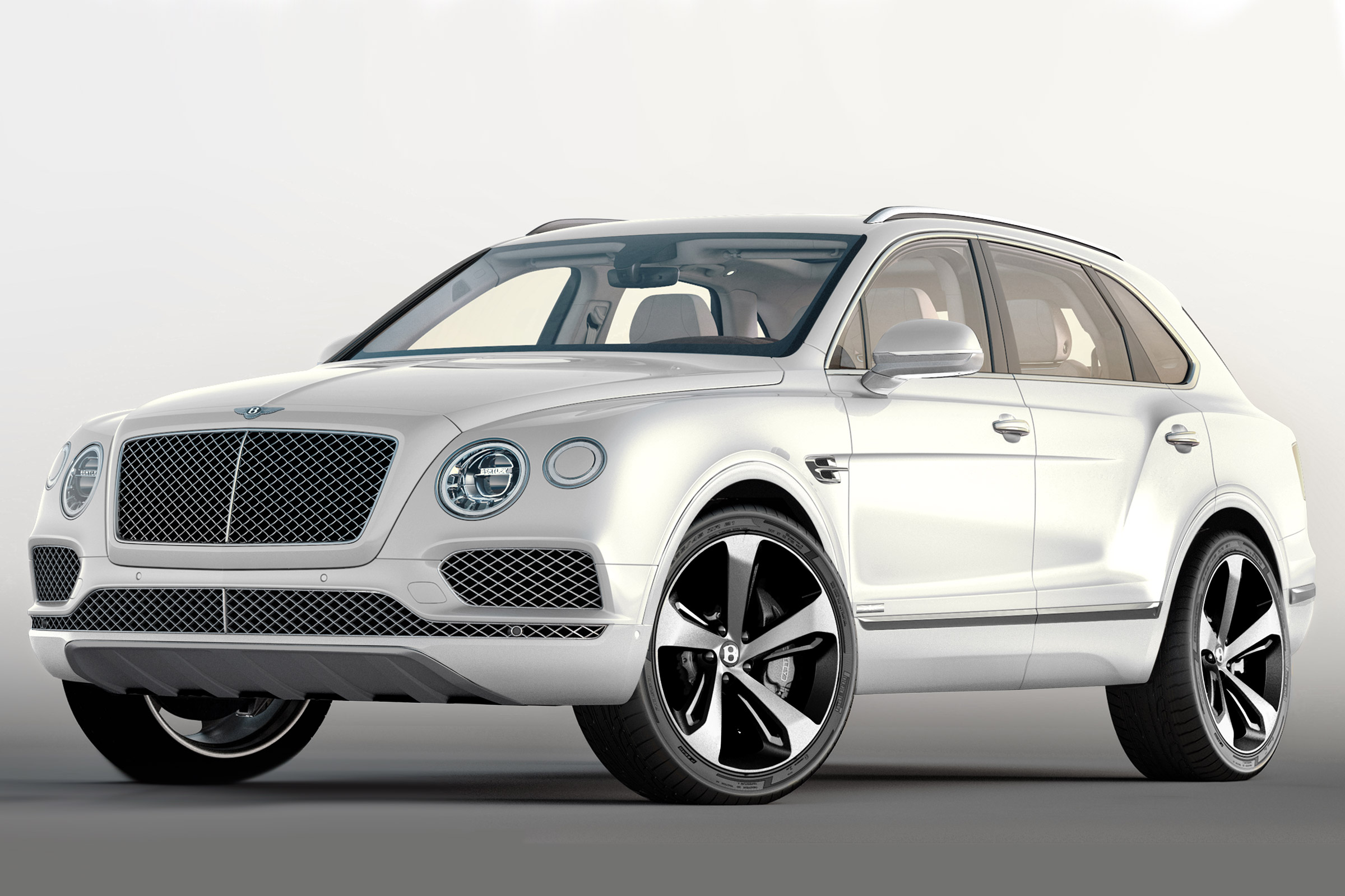 Bentley Bentayga #9
