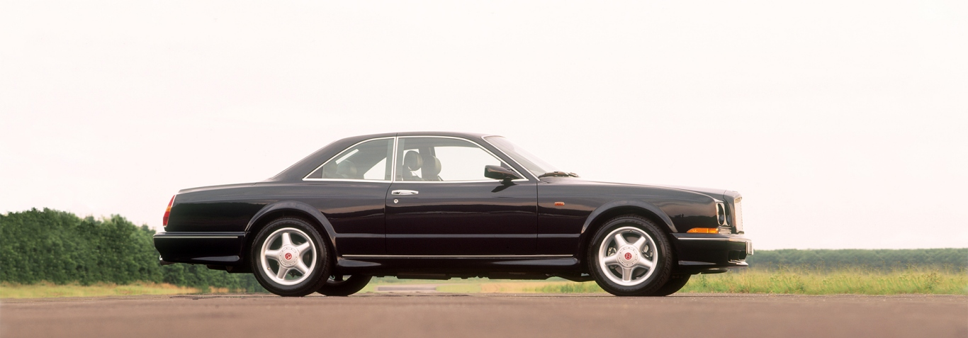 Bentley Brooklands #21