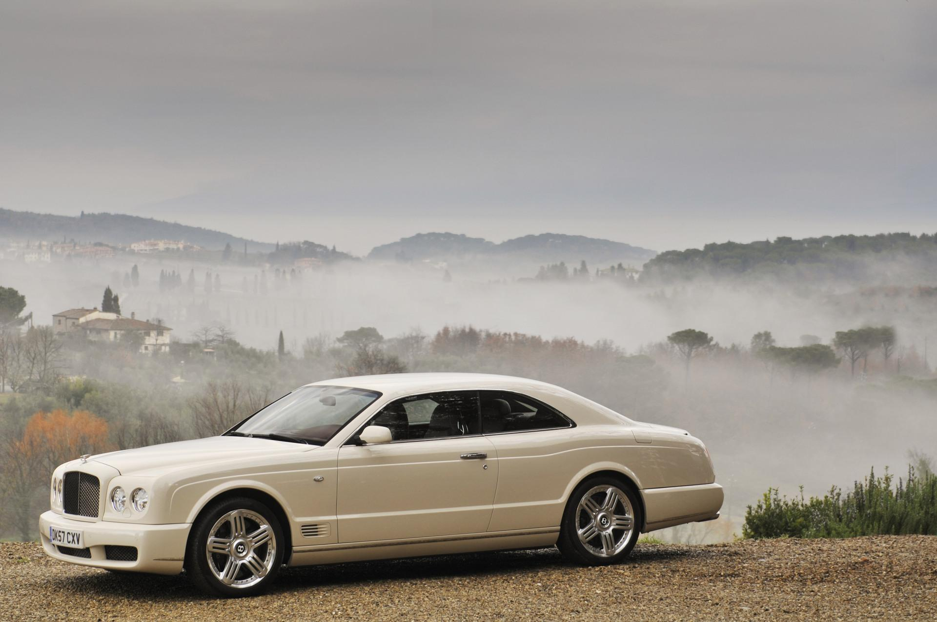 Bentley Brooklands #23
