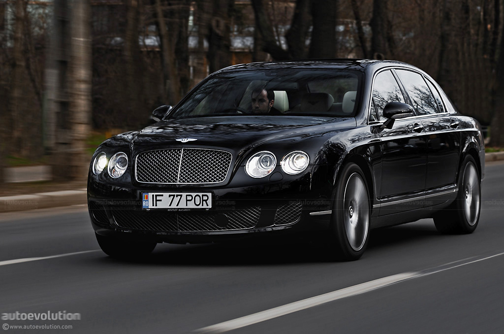 Bentley Continental Flying Spur #21