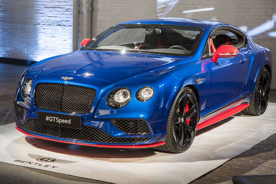 Bentley Continental Gt Speed #25