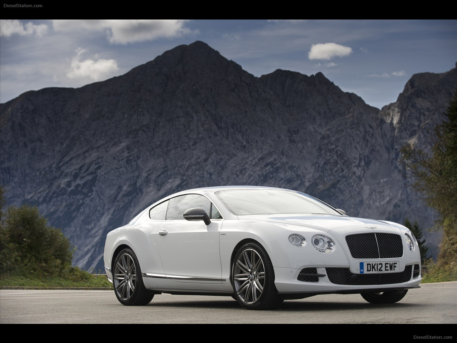 Bentley Continental Gt Speed #22
