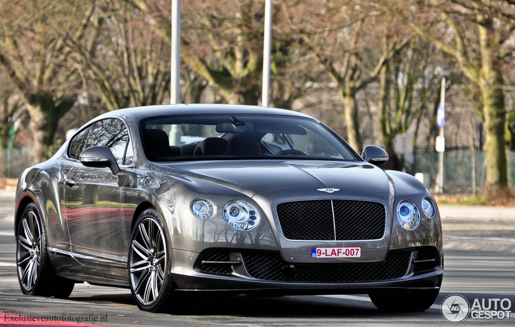 Bentley Continental Gt Speed #21