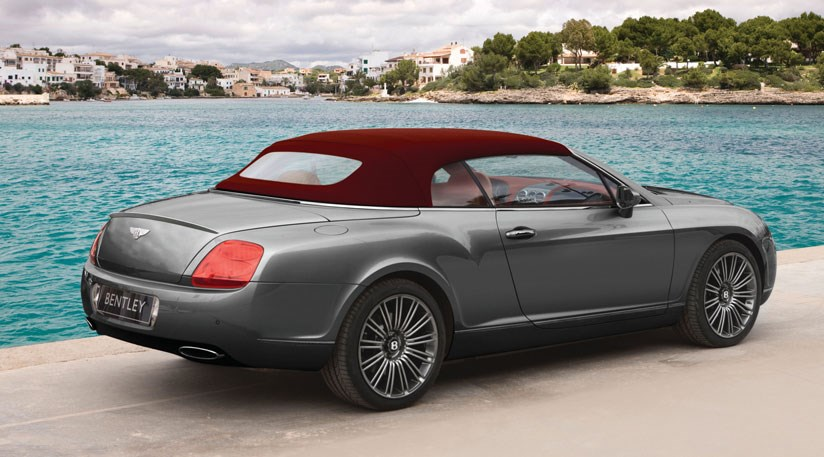 Bentley Continental Gtc Speed #22
