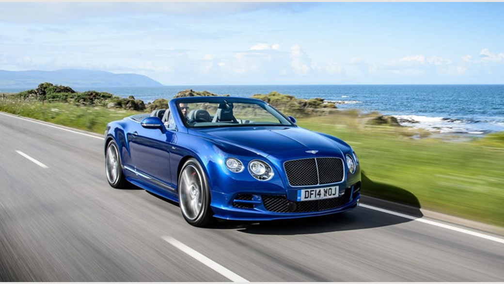 Bentley Continental Gtc Speed #20