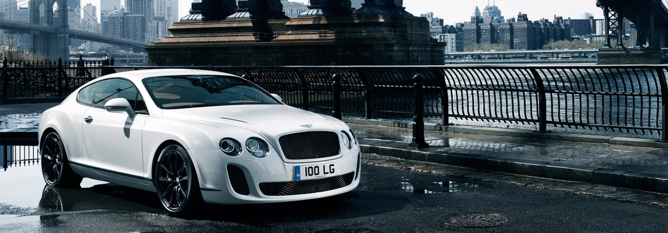 Bentley Continental Supersports #15