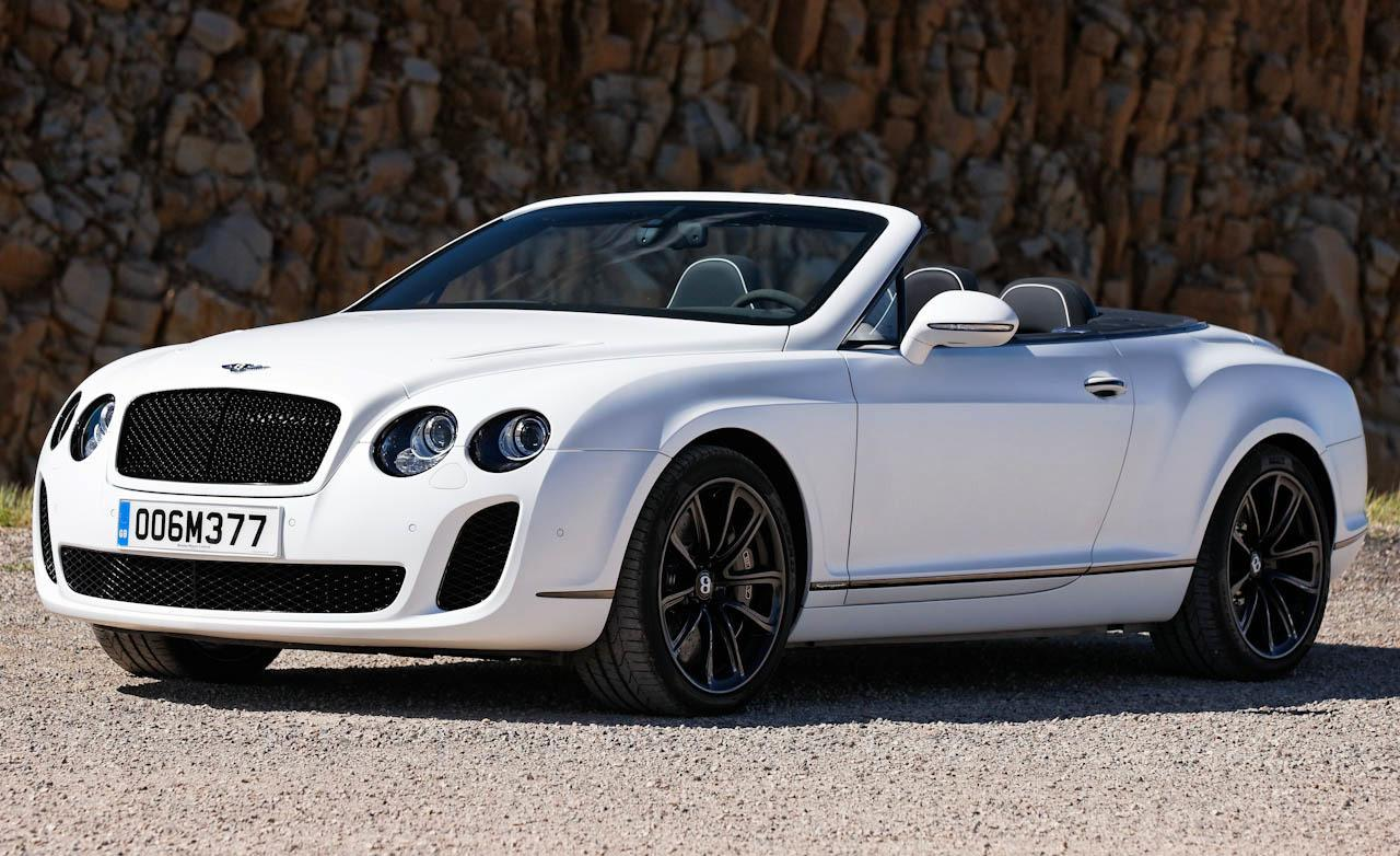 Bentley Continental Supersports Convertible #25