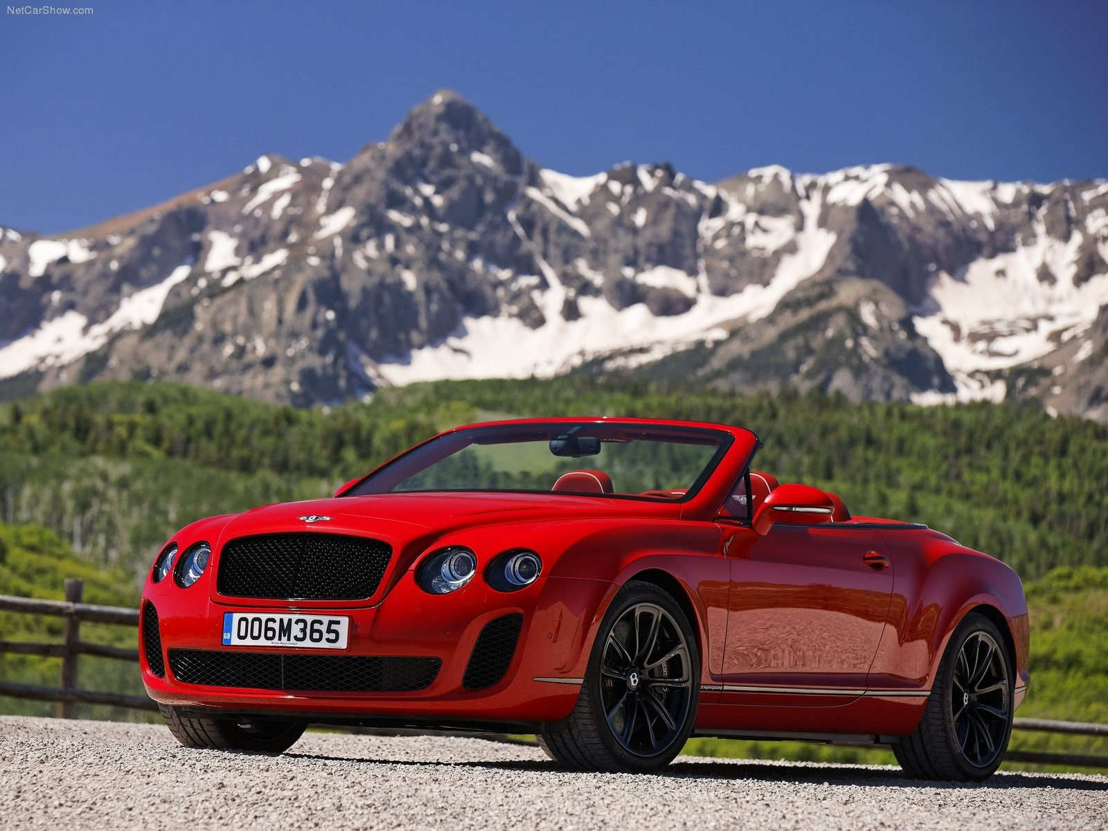 Bentley Continental Supersports Convertible #24