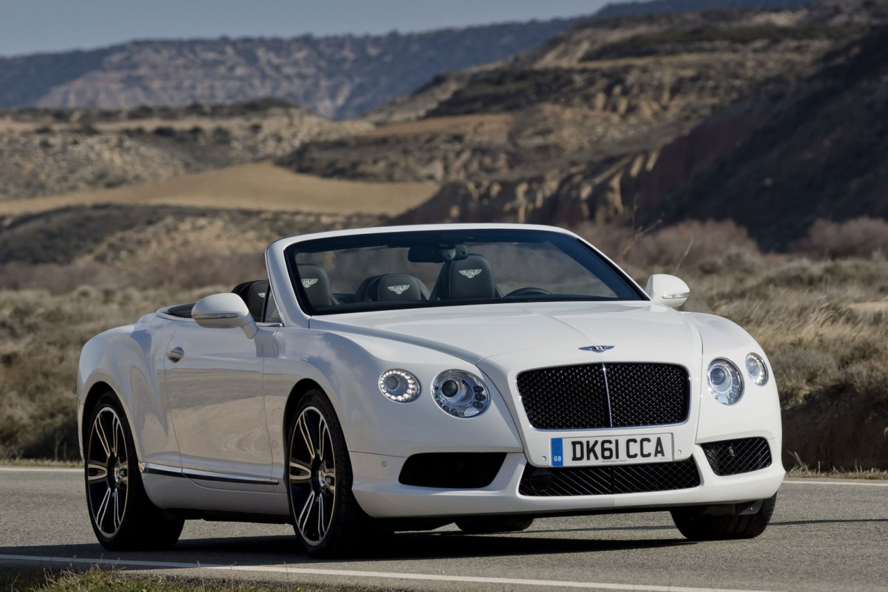 Bentley Continental Supersports Convertible #22