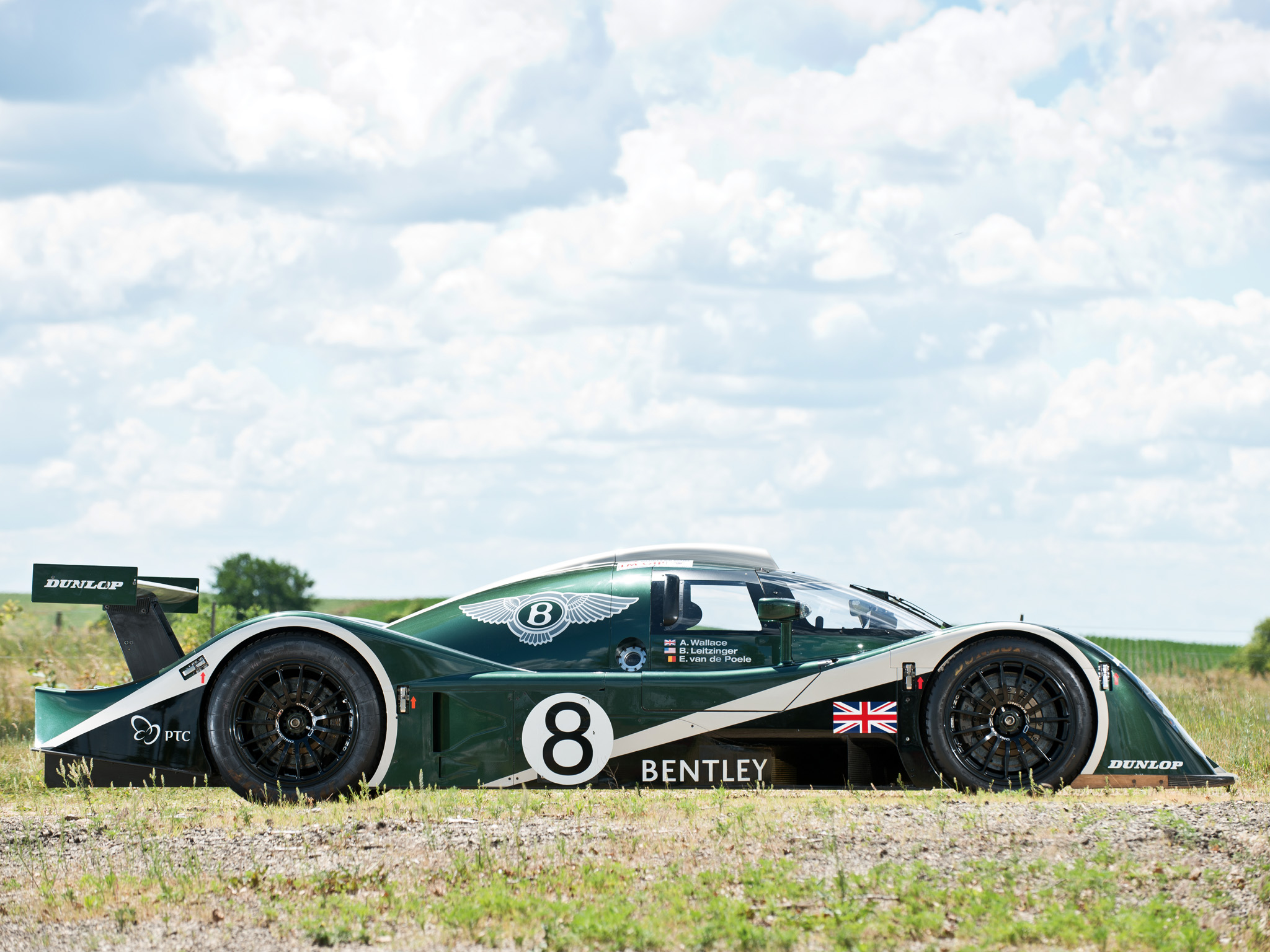 Bentley Exp Speed 8 #19
