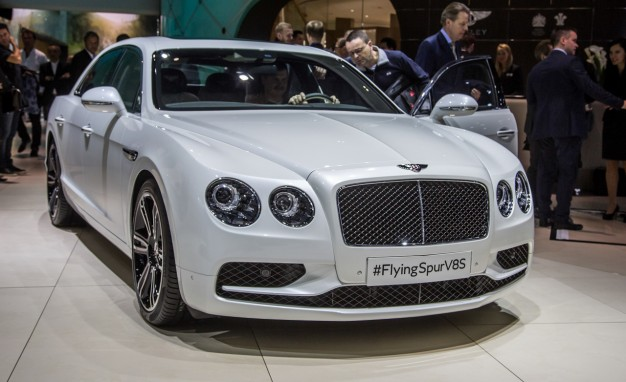 Bentley Flying Spur #23