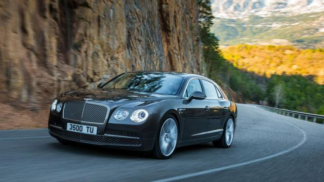 Bentley Flying Spur #21