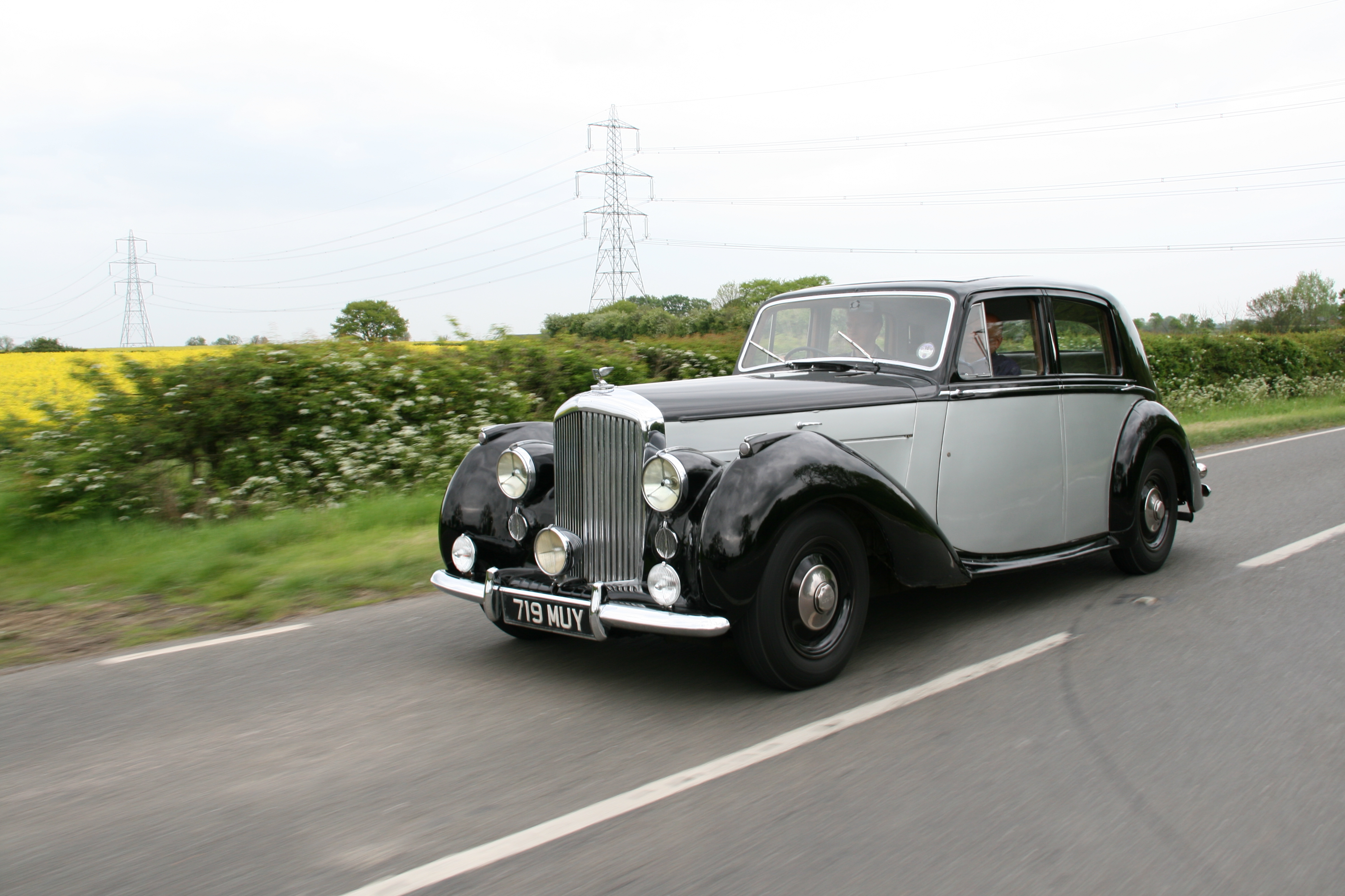 Bentley Mark VI #19