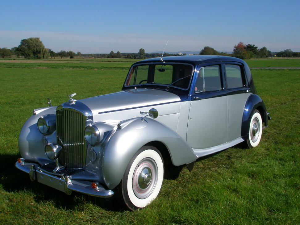Bentley Mark VI #21
