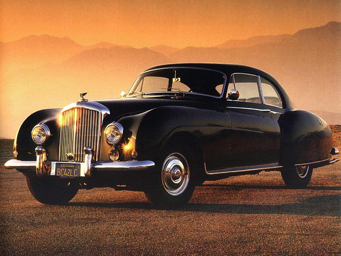 Bentley R Type Continental #15