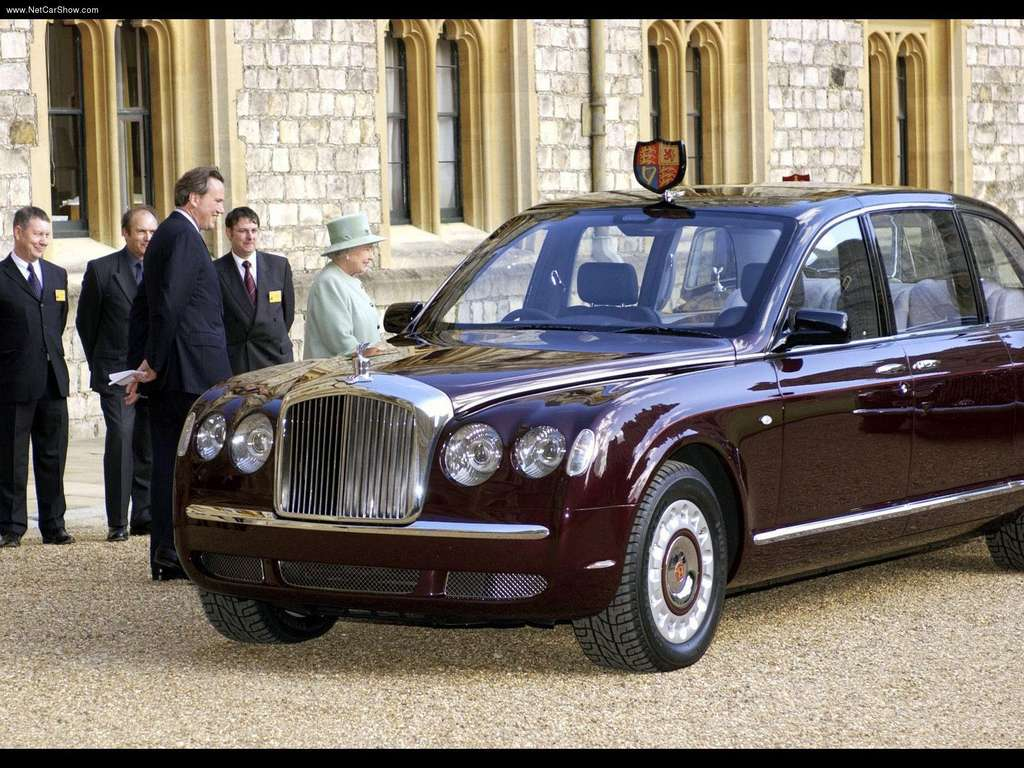 Bentley State Limousine #17