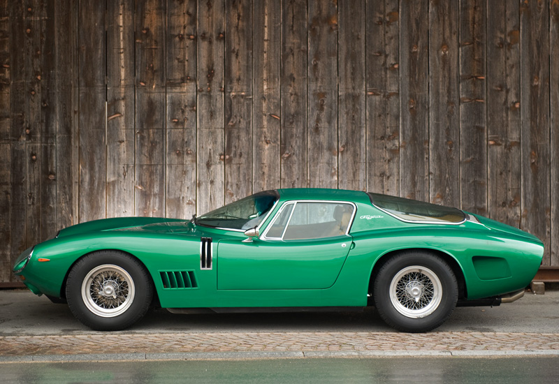 Bizzarrini  #16