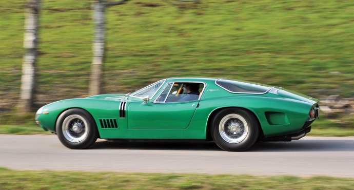 Bizzarrini #15