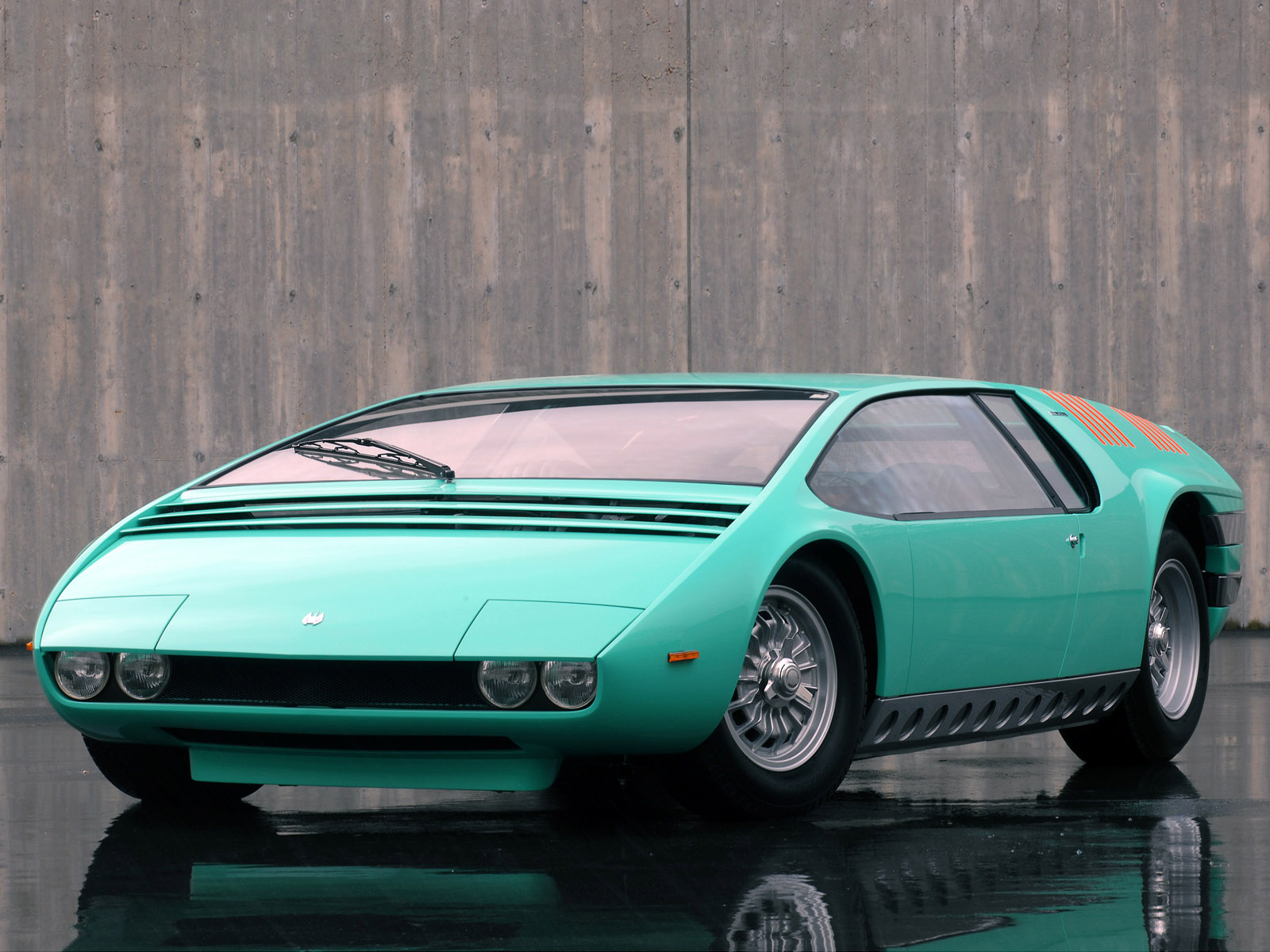 Bizzarrini Manta #21