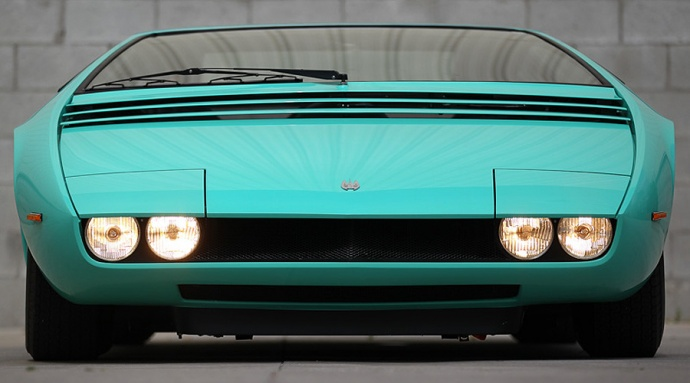 Bizzarrini Manta #22
