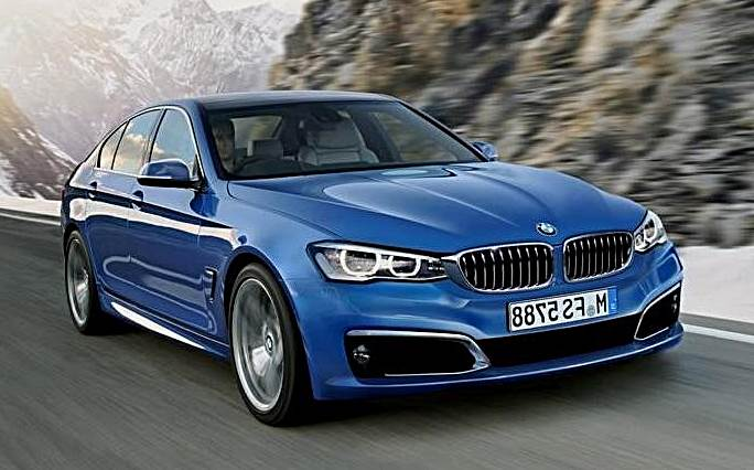 BMW 3 Series Edrive #1