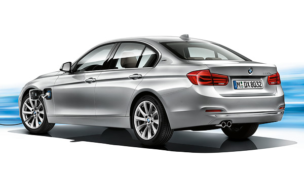 BMW 3 Series Edrive #3