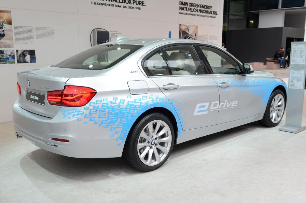 BMW 3 Series Edrive #4
