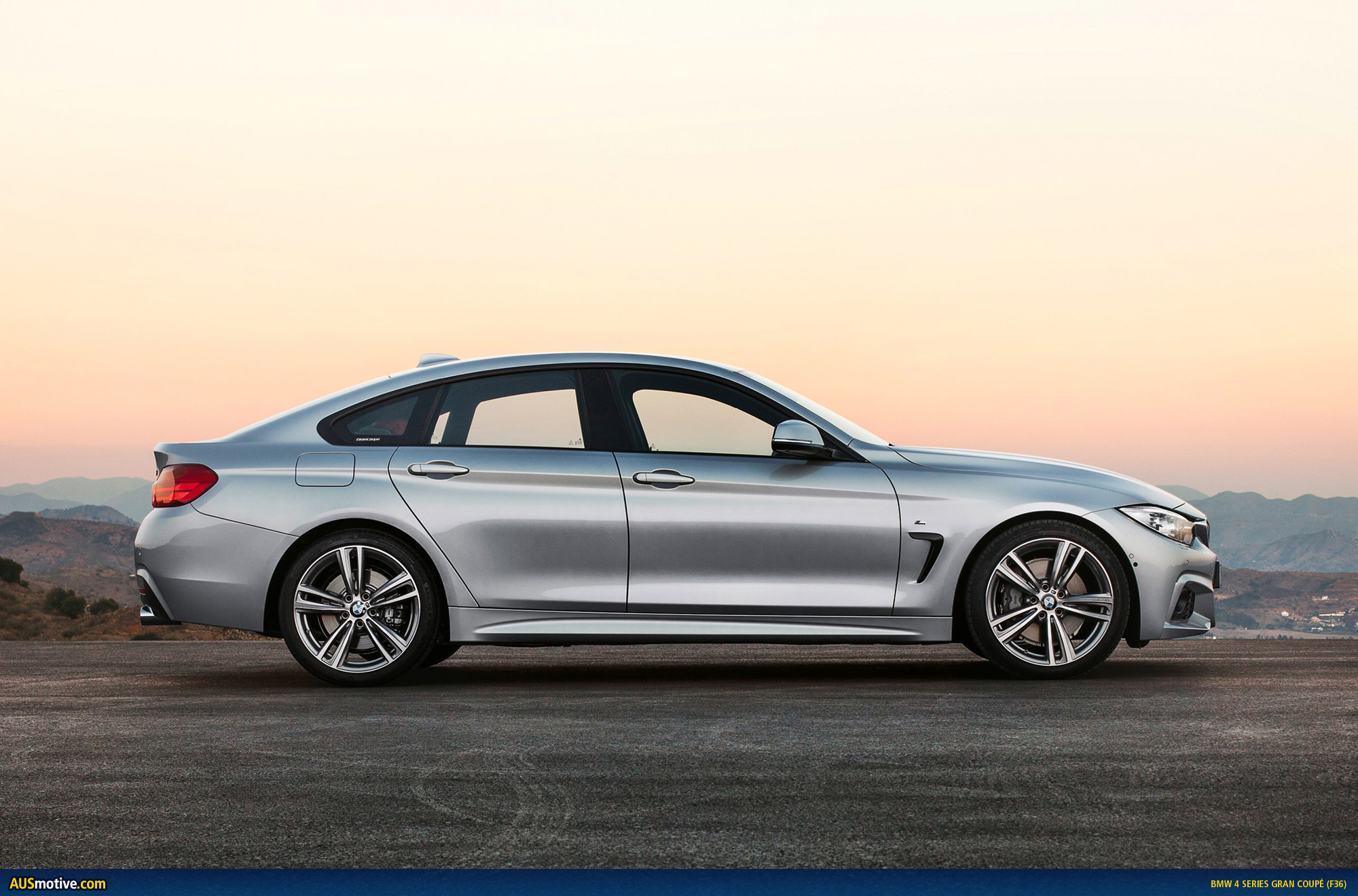 Bmw 4 Series Gran Coupe #3