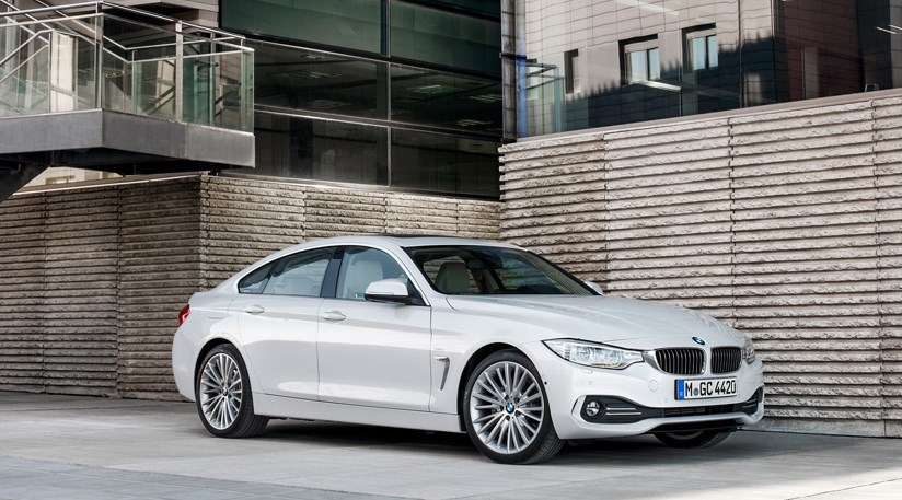 Bmw 4 Series Gran Coupe #6