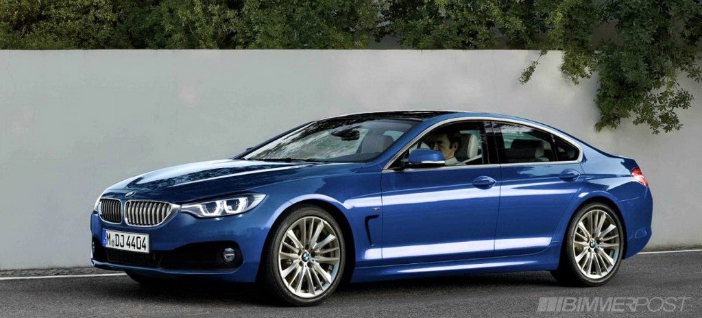 bmw 4 series gran coupe photos informations articles. Black Bedroom Furniture Sets. Home Design Ideas