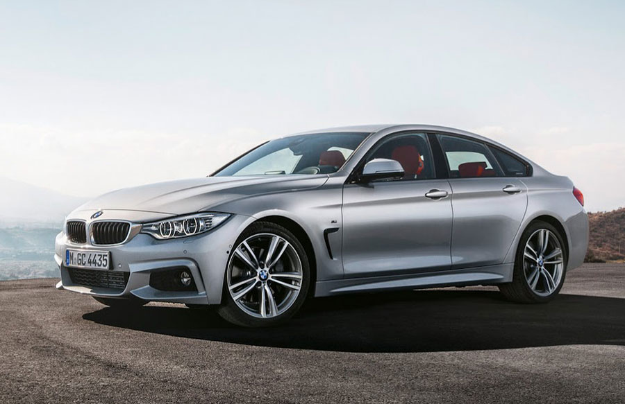 Bmw 4 Series Gran Coupe #5