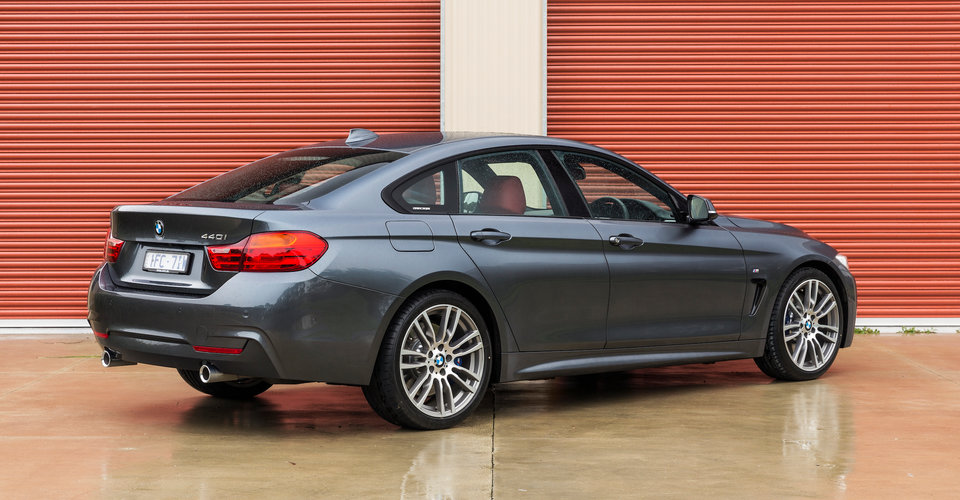 Bmw 4 Series Gran Coupe #7