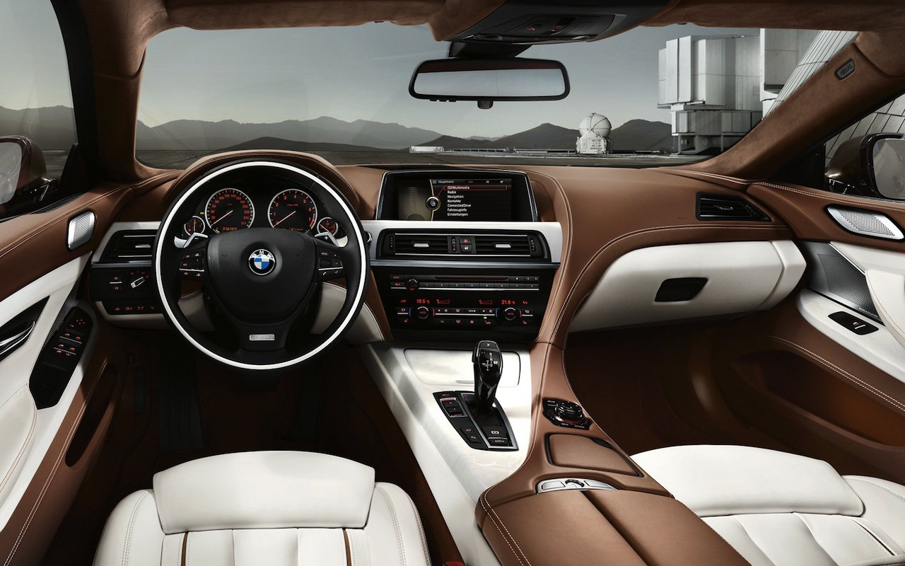 Bmw 6 Series Gran Coupe #4