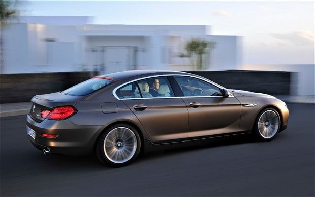 Bmw 6 Series Gran Coupe #3