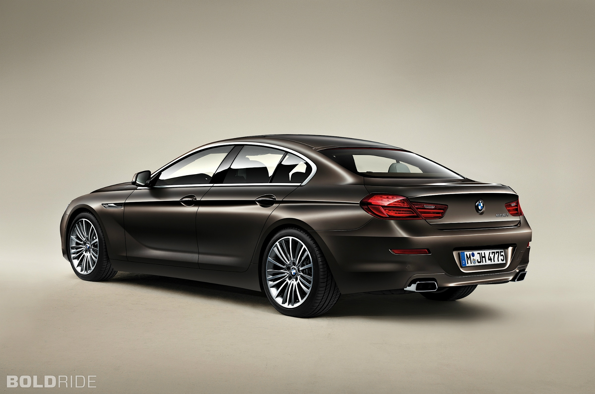 Bmw 6 Series Gran Coupe #9