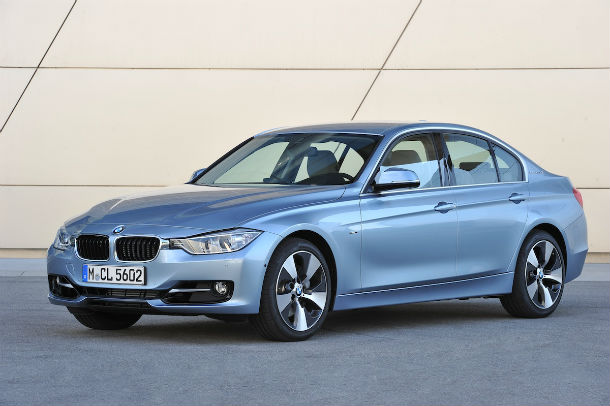 BMW ActiveHybrid 3 #20